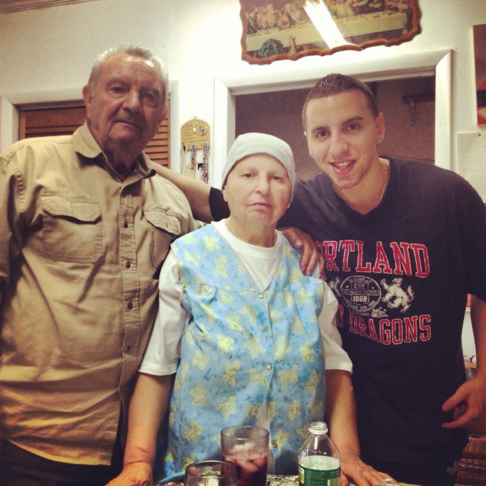 G Grandpa & Grandma