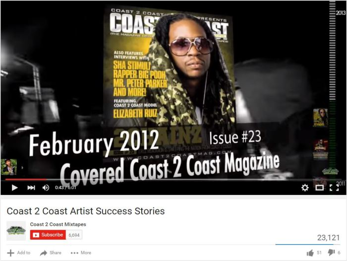 Fake Success Story