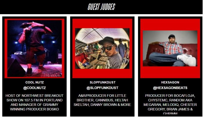 Guest Judges